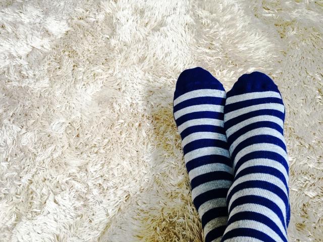 冷え症で夏でも足が冷たい