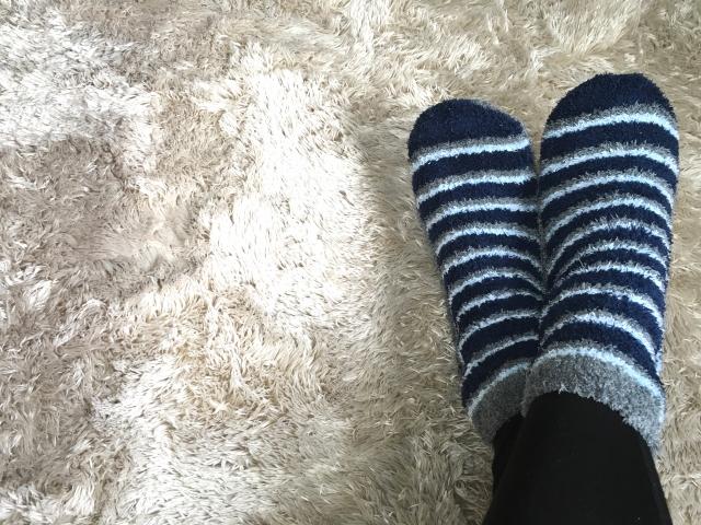 夏でも足が冷たい
