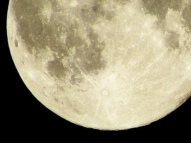 中秋の名月の時間