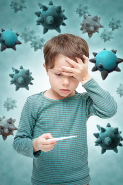家族がインフルエンザに罹ったら