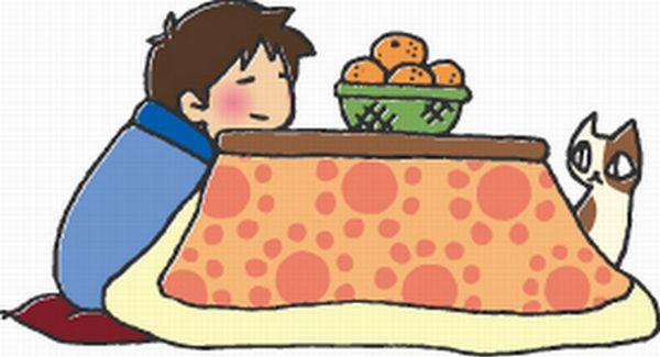 ミカンを食べると風邪をひかない
