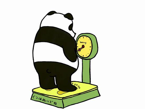 お腹周りが太る