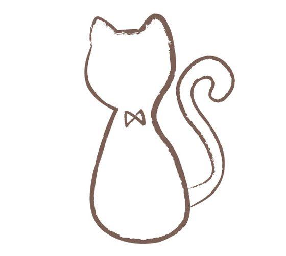 猫の手作りおもちゃ