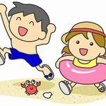 子どもと海に行くときの持ち物と注意点。何歳から海に行っていいの?