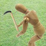草むしりの腰痛防止。楽な姿勢や方法は?