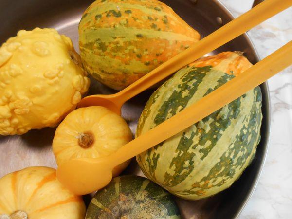 ハロウィンかぼちゃ食用