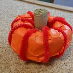 ハロウィンかぼちゃを折り紙で作る