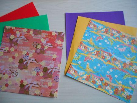 折り紙のお雛様の作り方17