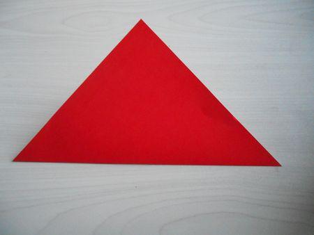 折り紙のお雛様の作り方2