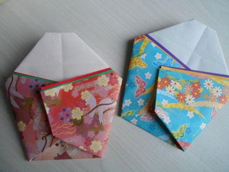 折り紙のお雛様の作り方20