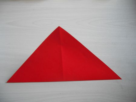 折り紙のお雛様の作り方3