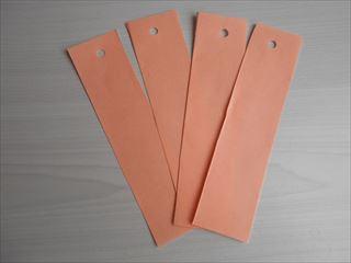 七夕の短冊を折り紙で手作り