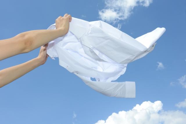 一人暮らしの洗濯のやり方