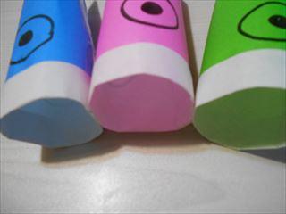 折り紙鯉のぼりの作り方8