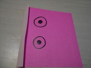 折り紙鯉のぼりの作り方3-3