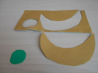 折り紙の兜の作り方15