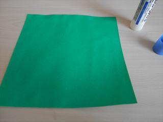 折り紙の兜の作り方2