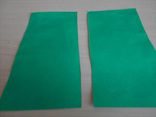 折り紙の兜の作り方3