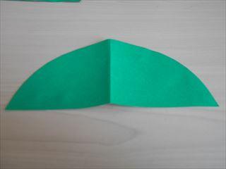 折り紙の兜の作り方6