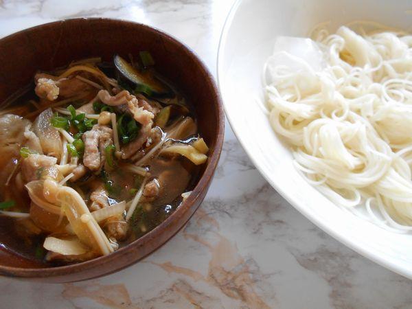 素麺夏バテ予防レシピ