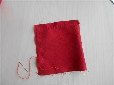 ミニ座布団を縫う4