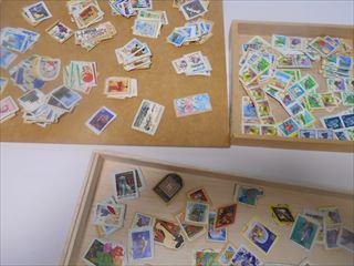 切手を分ける